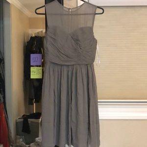J. Crew gray dress